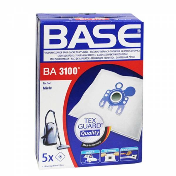 Base Staubsaugerbeutel BA 3100 passend für Miele