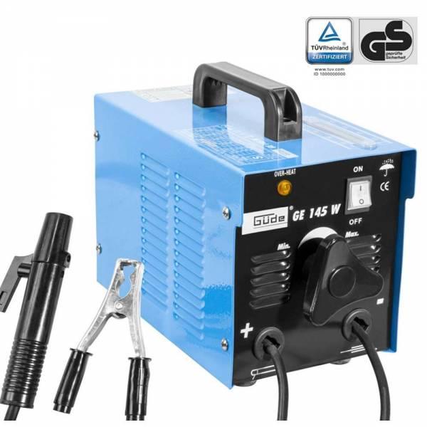 Güde Elektrodenschweißgerät GE 145 W - 20001