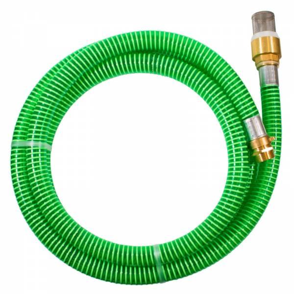 Güde 4m Sauggarnitur KA 4P für Gartenpumpe / Hauswasserwerk